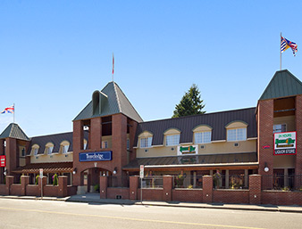 Travelodge Abbotsford  Hotel