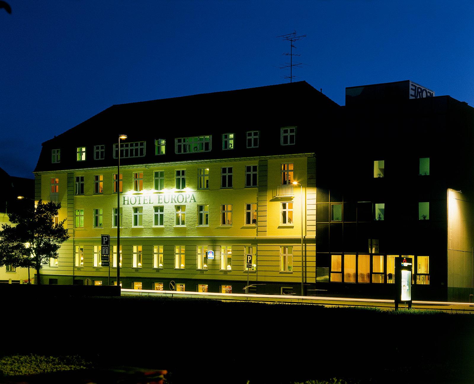 Best Western Europa Hotel  Hotel
