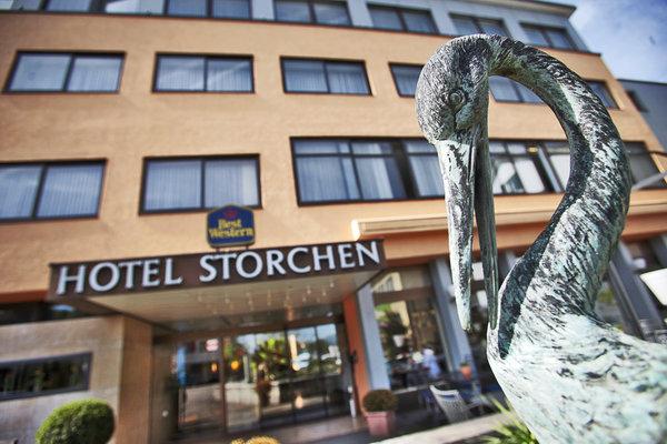 Best Western Hotel Storchen  Hotel
