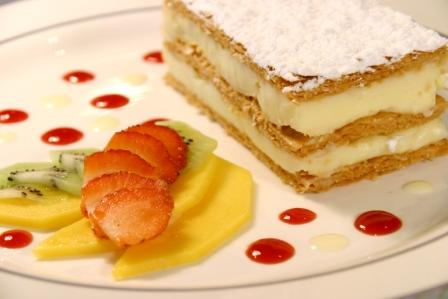 Grand Mercure Sao Paulo Ibirapuera Gastronomie