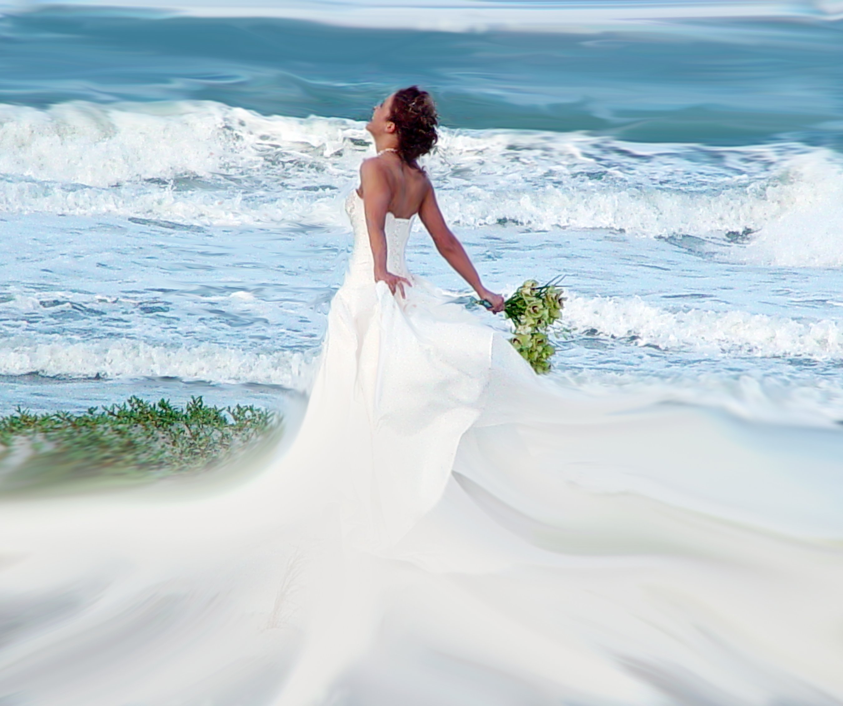Beach Wedding Venue, Cocoa Beach, FL