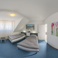 360 ° view double room standard