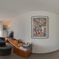 360 ° view double room classic Hotel Alt Büttgen