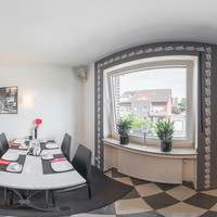 360 ° View breakfast room
