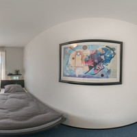 360 ° view single room classic