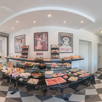 360 ° View Breakfast Buffet