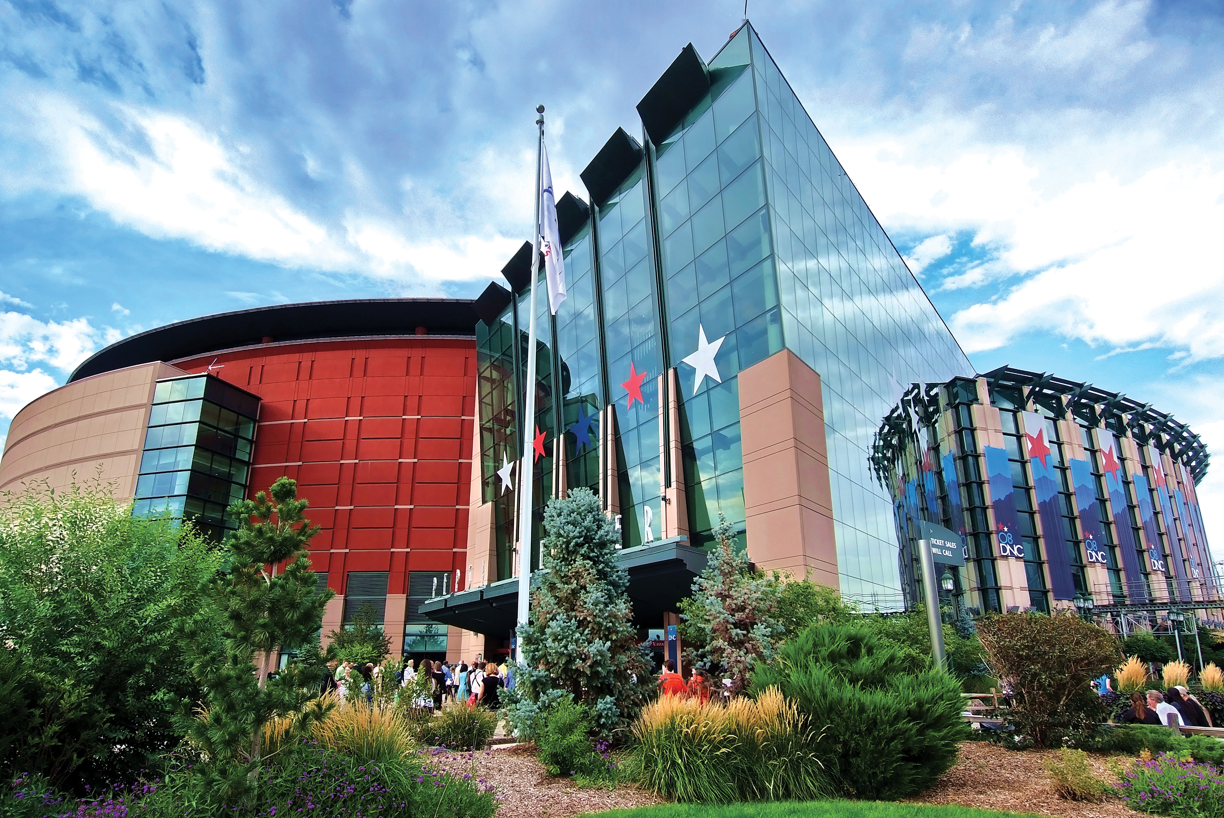Pepsi Center: Homewood Suites Denver Downtown Convention Center