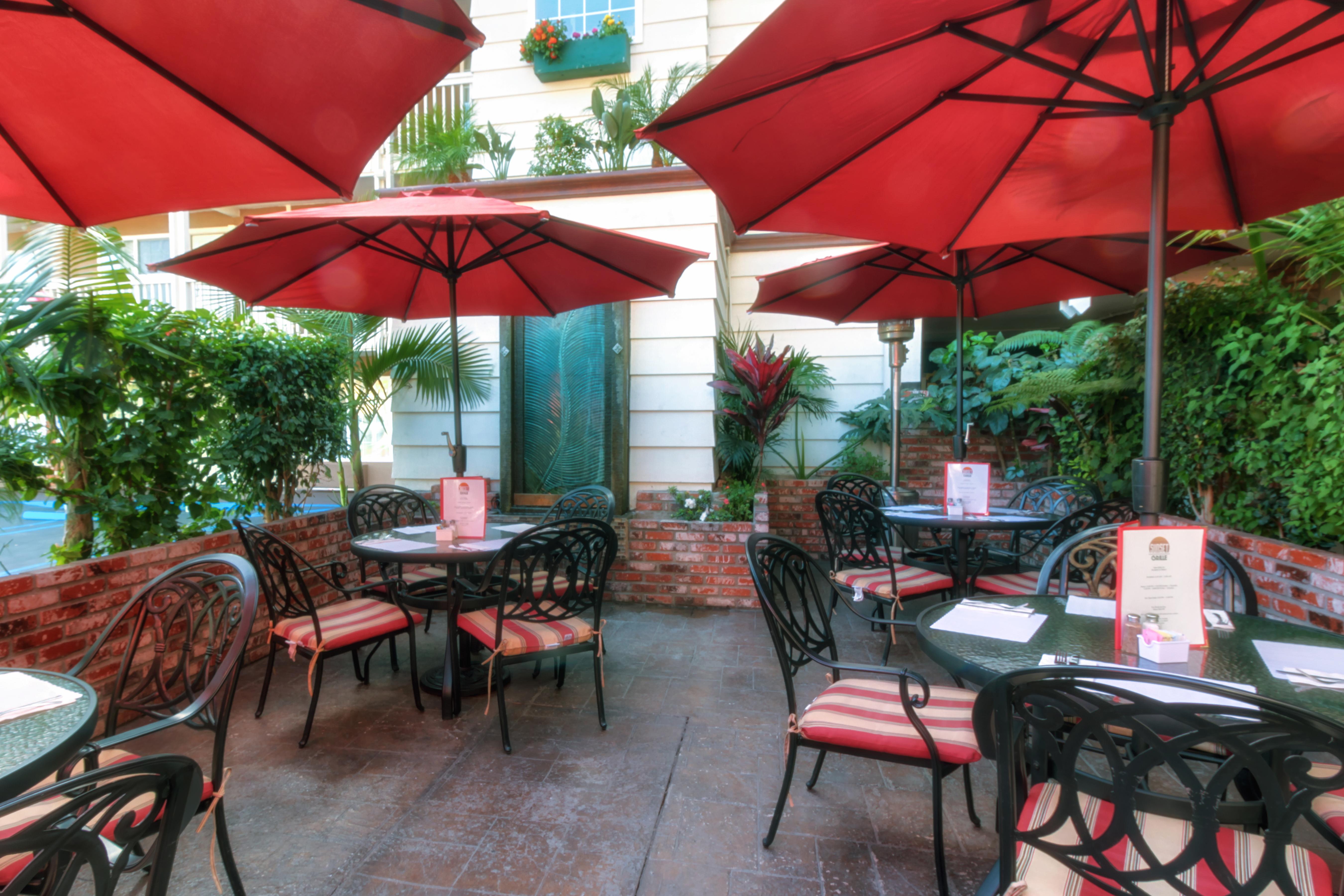 Restaurant in Costa Mesa Newport Beach California