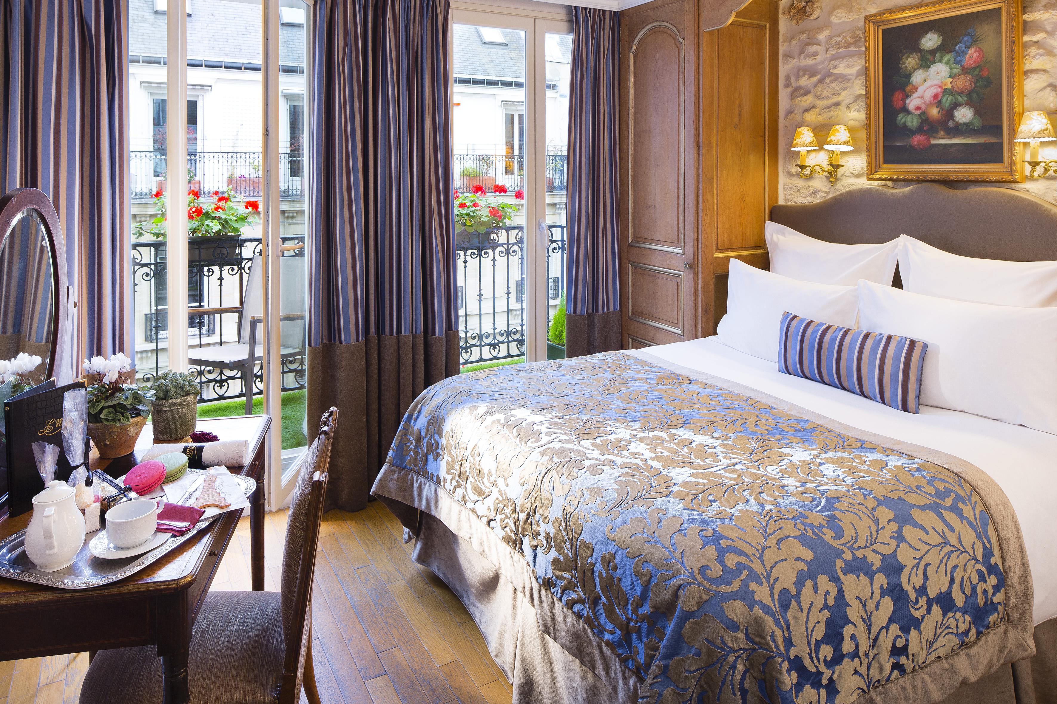 Chambres   Hôtel Kléber Champs-Élysées Tour-Eiffel Paris