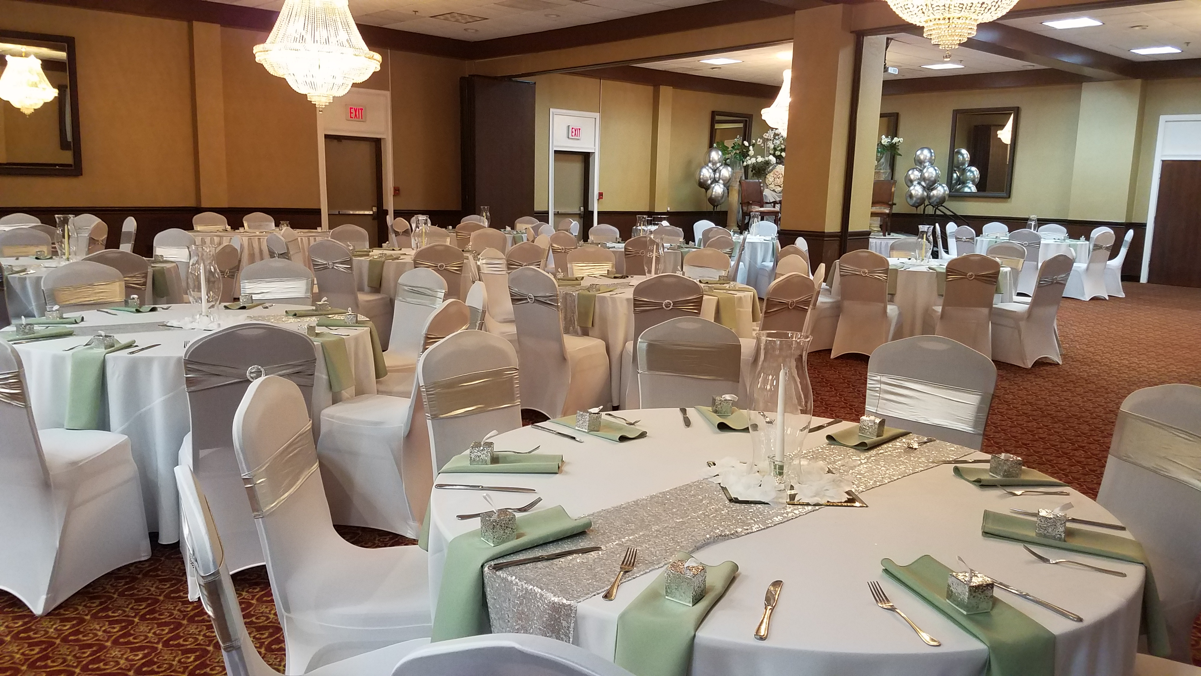 How To Properly Set Up Banquet Tables Our Everyday Life & Banquet Table Setup - Best Table 2018