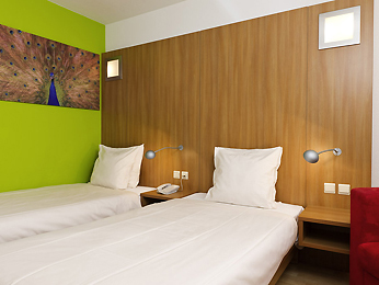 ibis Styles Antwerpen City Center Kameraanzicht