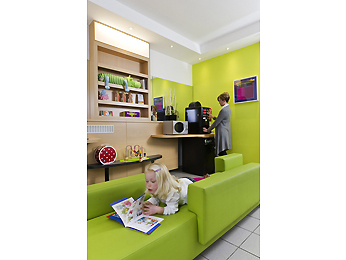 ibis Styles Antwerpen City Center Buitenaanzicht
