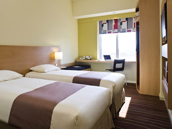 Ibis Mall Of The Emirates Vista do quarto