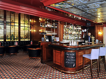 Mercure Lyon Centre Chateau Perrache Bar/Lounge