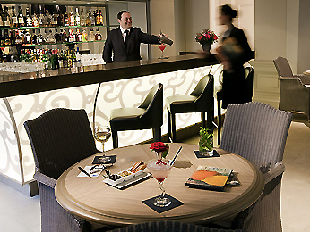 Grand Hotel Roi Rene Aix en Provence - MGallery Collection Bar/lounge