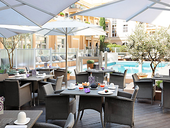 Grand Hotel Roi Rene Aix en Provence - MGallery Collection Gastronomi