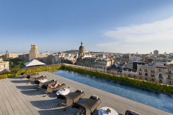 Mandarin Oriental, Barcelona  Hotel