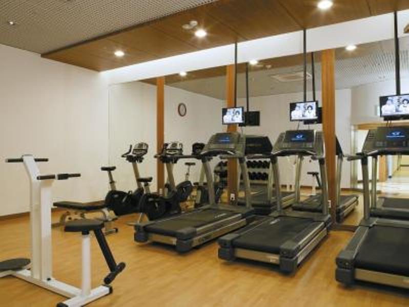 Ibis Ambassador Suwon 健身俱乐部