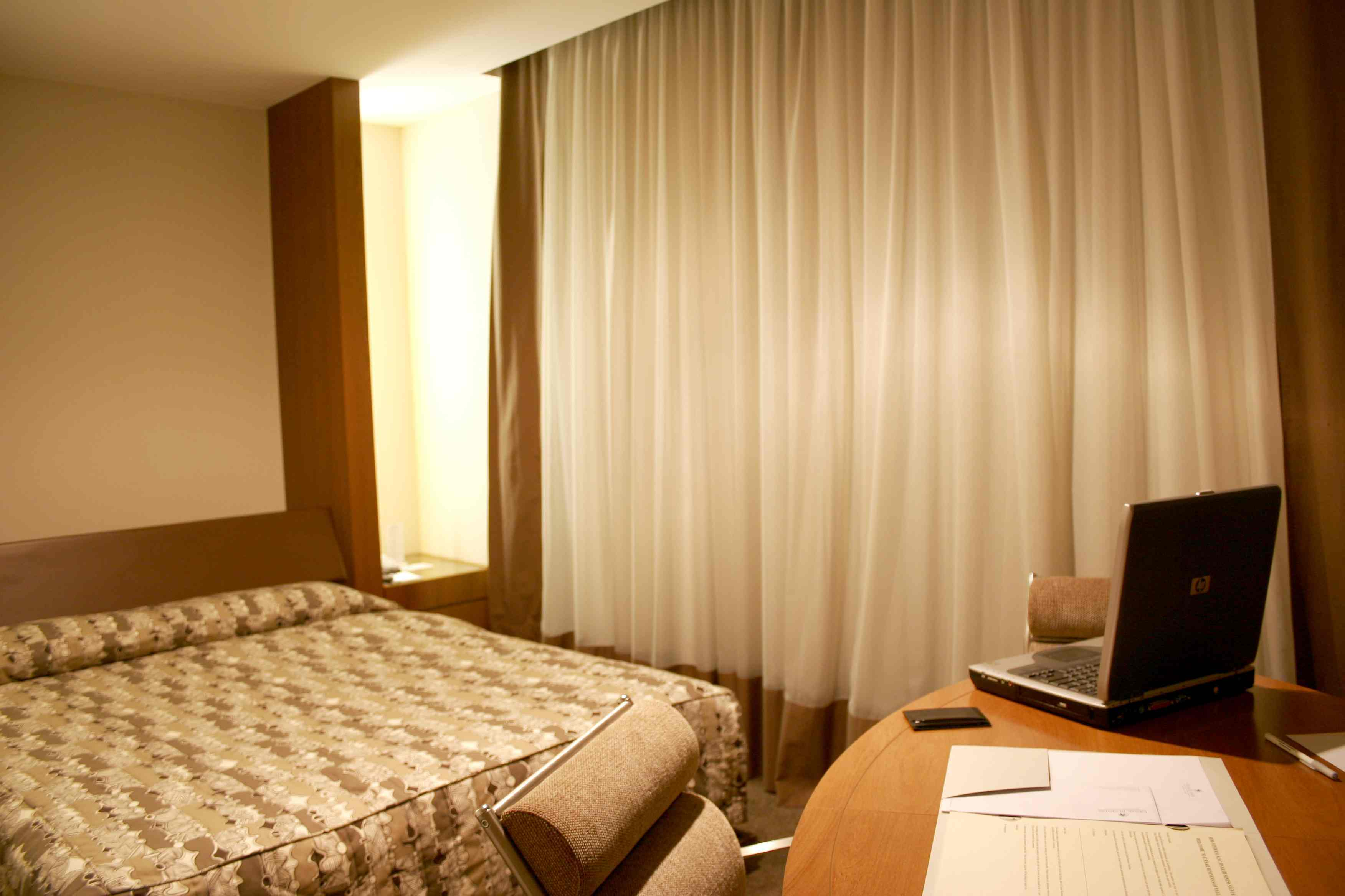 Caesar Business Sao Paulo Paulista Managed by Novotel 客室