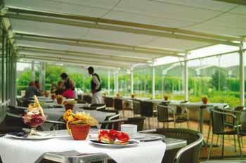 Mercure Dortmund Messe & Kongress Ravintolat