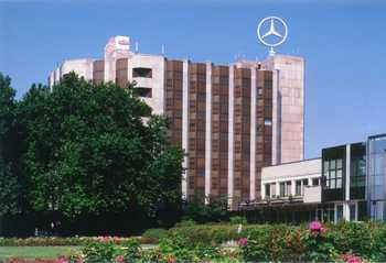 Mercure Dortmund Messe & Kongress Ulkonäkymä