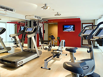 Pullman Toulouse Aeroport Fitness Club