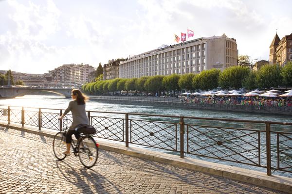 Mandarin Oriental Geneva  Hotel