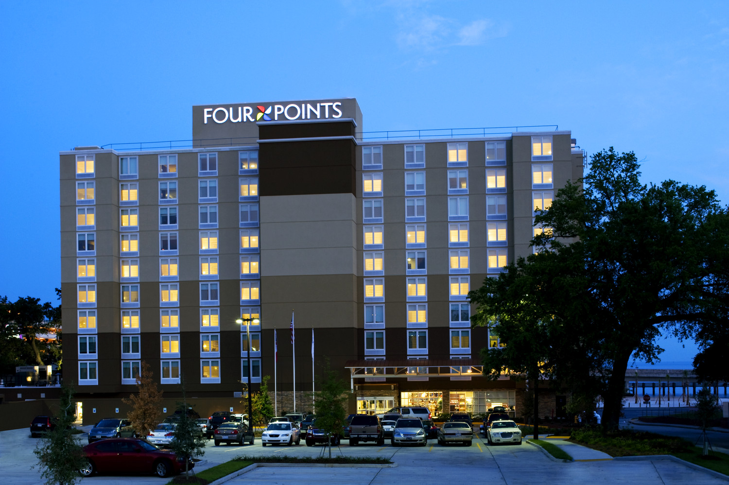 Four Points by Sheraton Biloxi Beach Blv