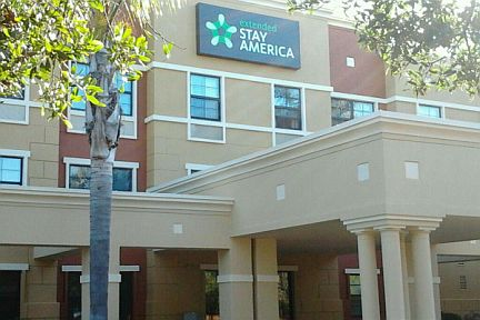 Extended Stay America Alameda Airport  Hotel