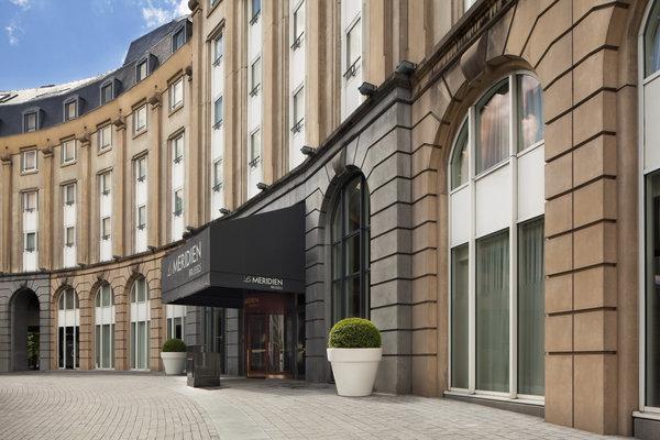 Le Meridien Brussels  Hotel