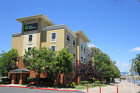 Extended Stay America Alameda  Hotel