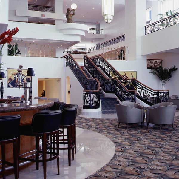 Sofitel Miami Airport Baari/lounge