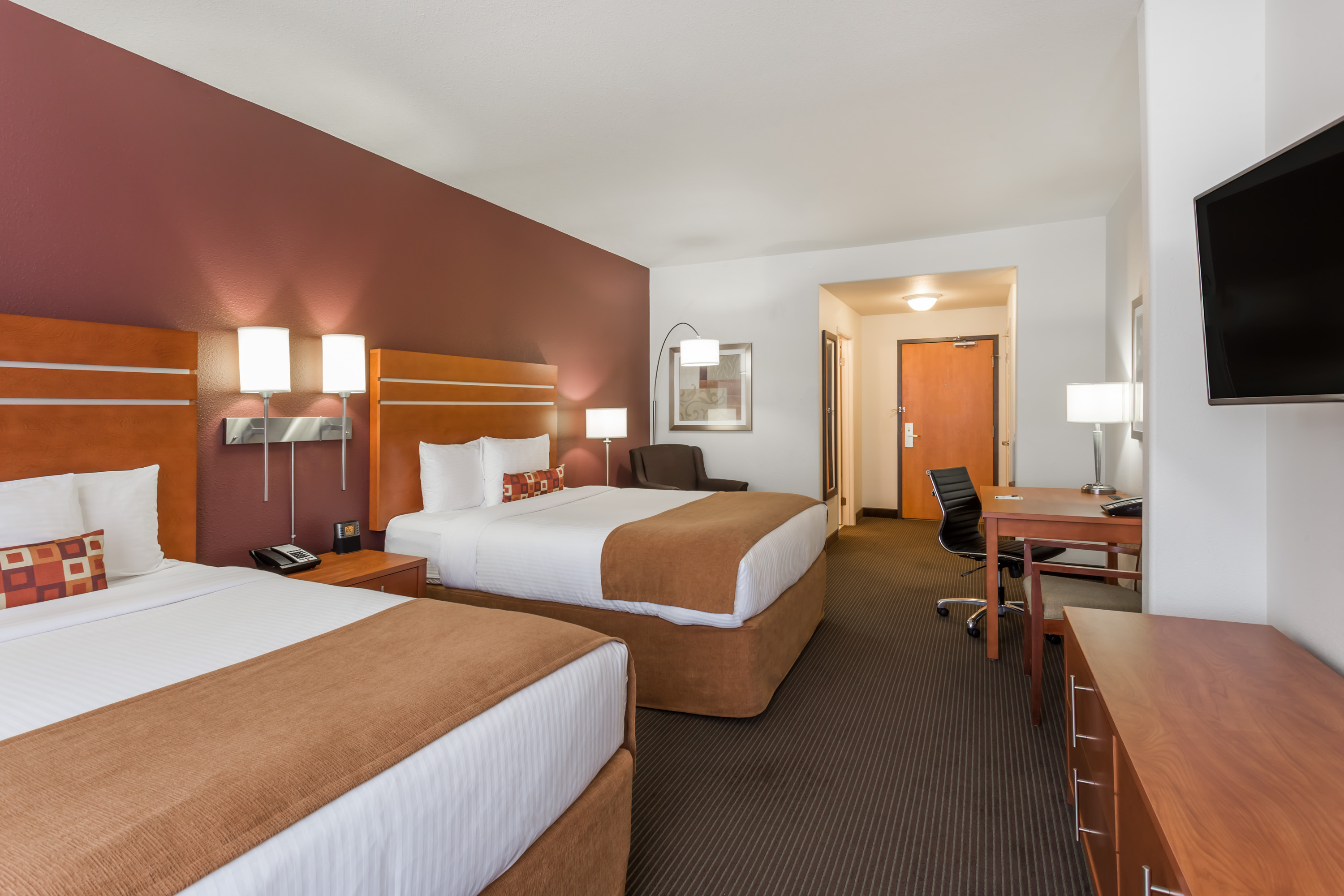 Rooms: Wingate By Wyndham Calgary