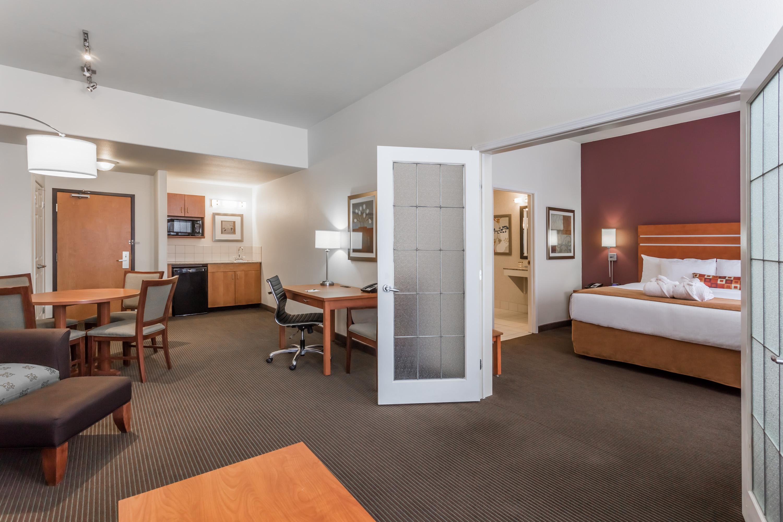 Hotel Sleeping Two Beds
