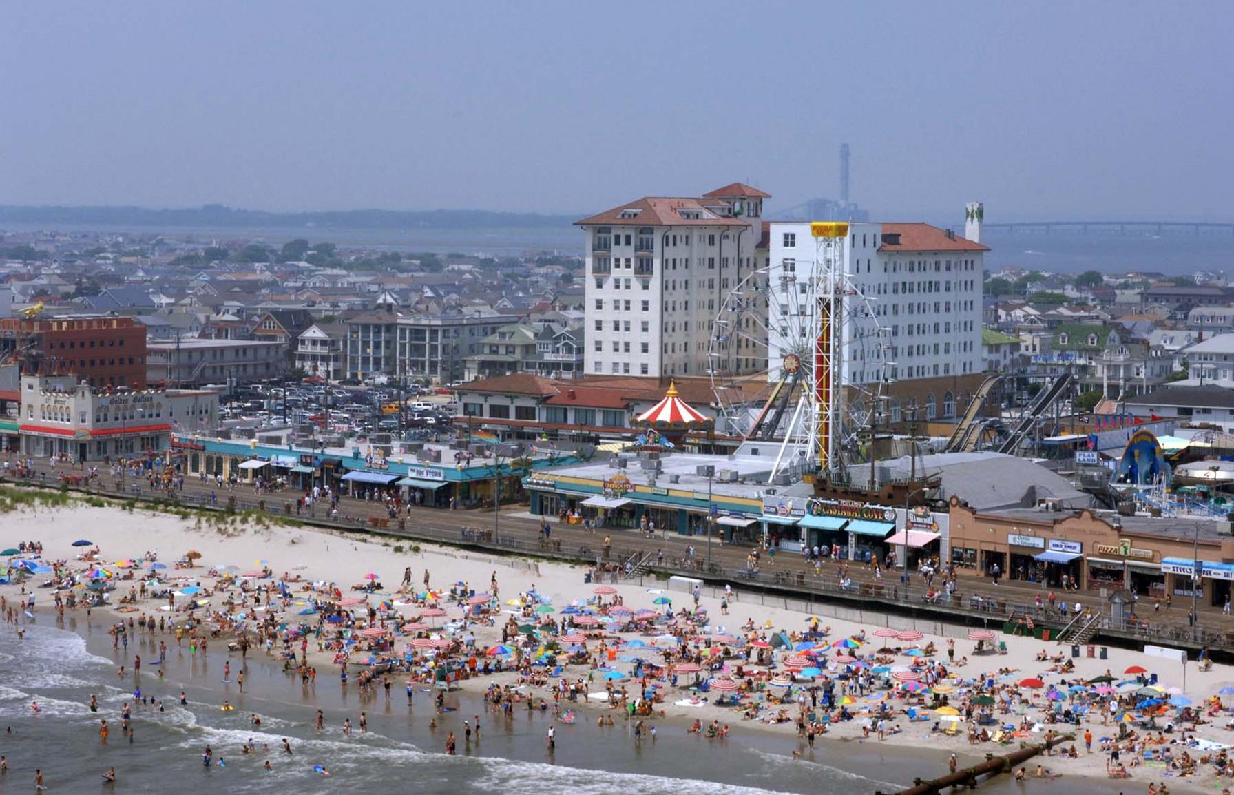 Ocean City Nj Attractions The Historic Flanders Hotel