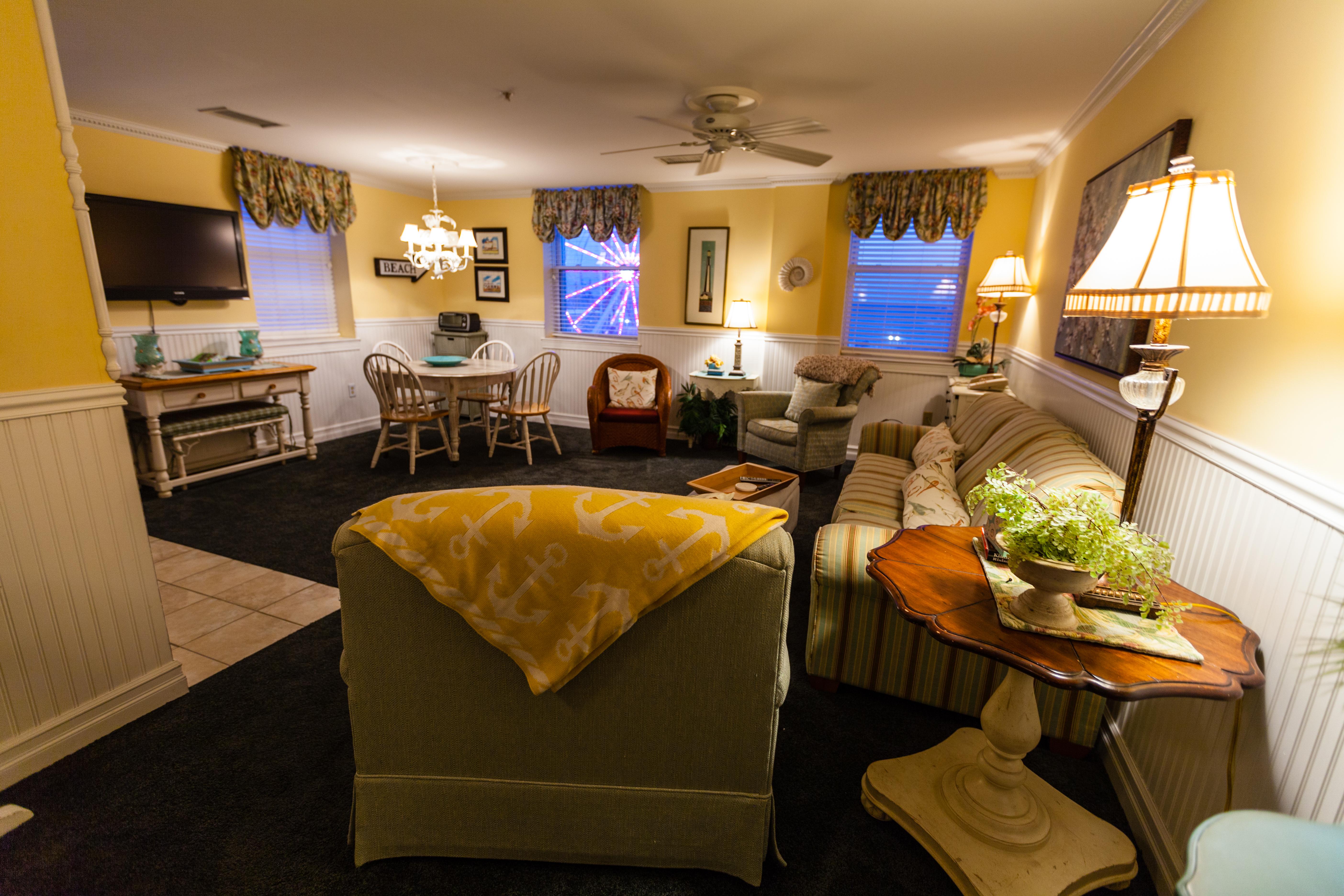Ocean City 2 Bedroom Suites Luxury Suites On The Beach The Flanders Hotel