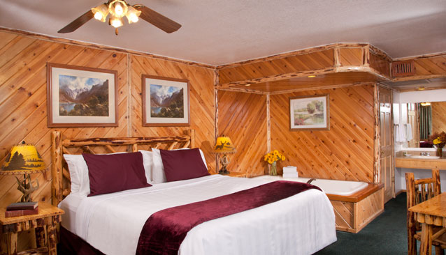 Big Bear Hotel Rooms California Big Bear Frontier