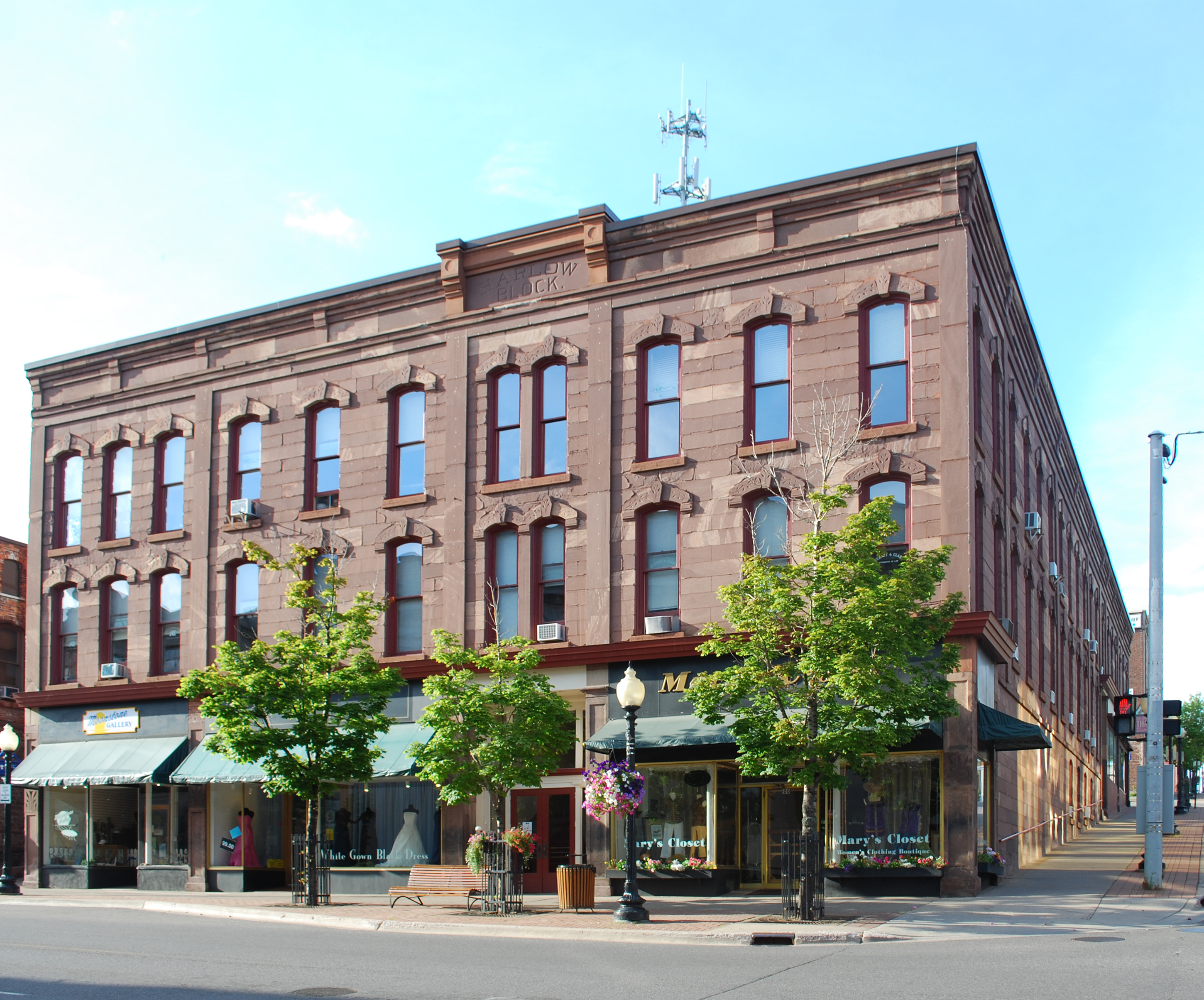 Downtown Marquette