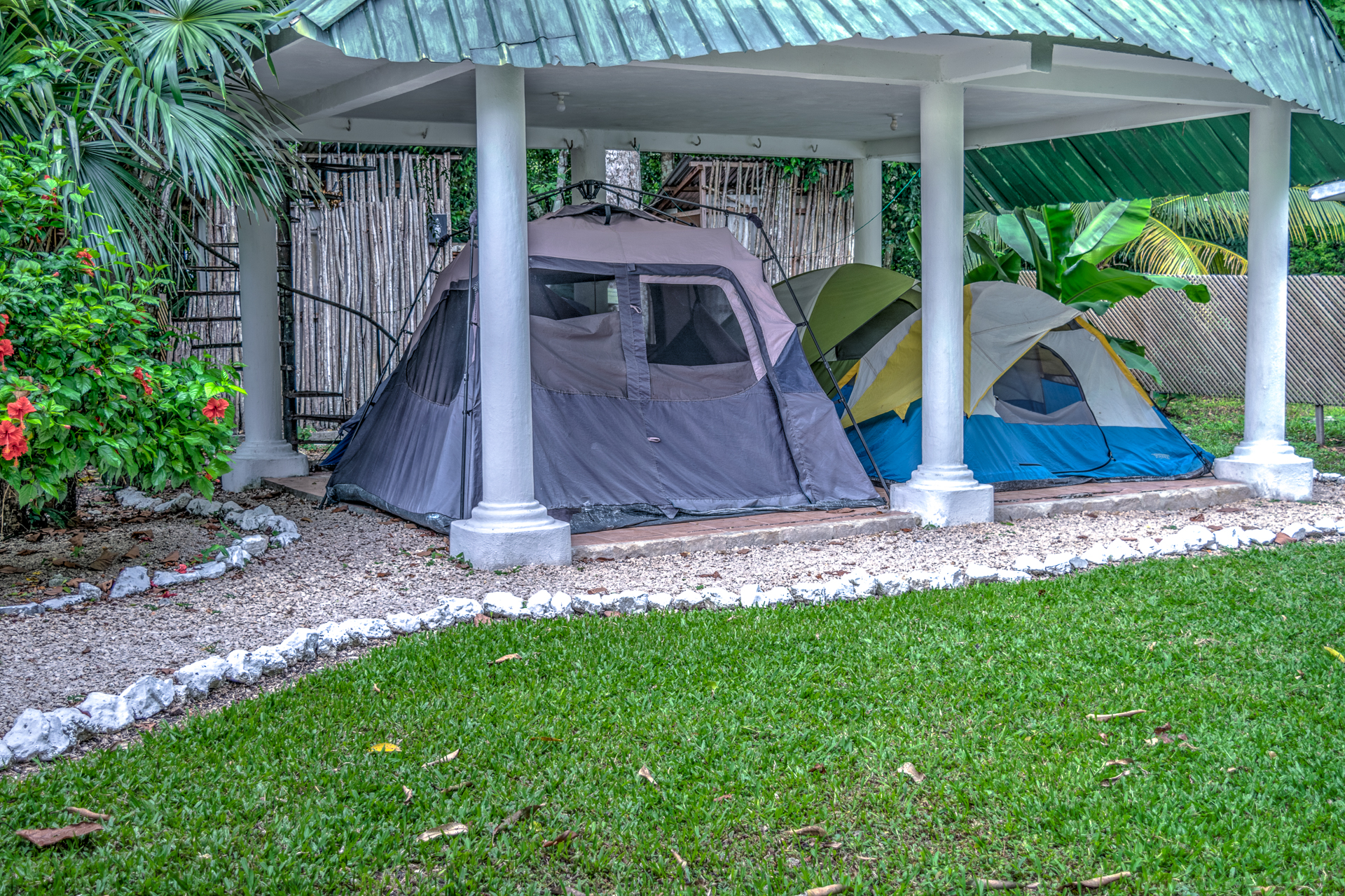 camping tikal hotel jaguar inn tikal