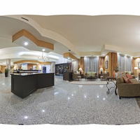 The Holiday Inn & Suites Windsor-Ambassador Bridge