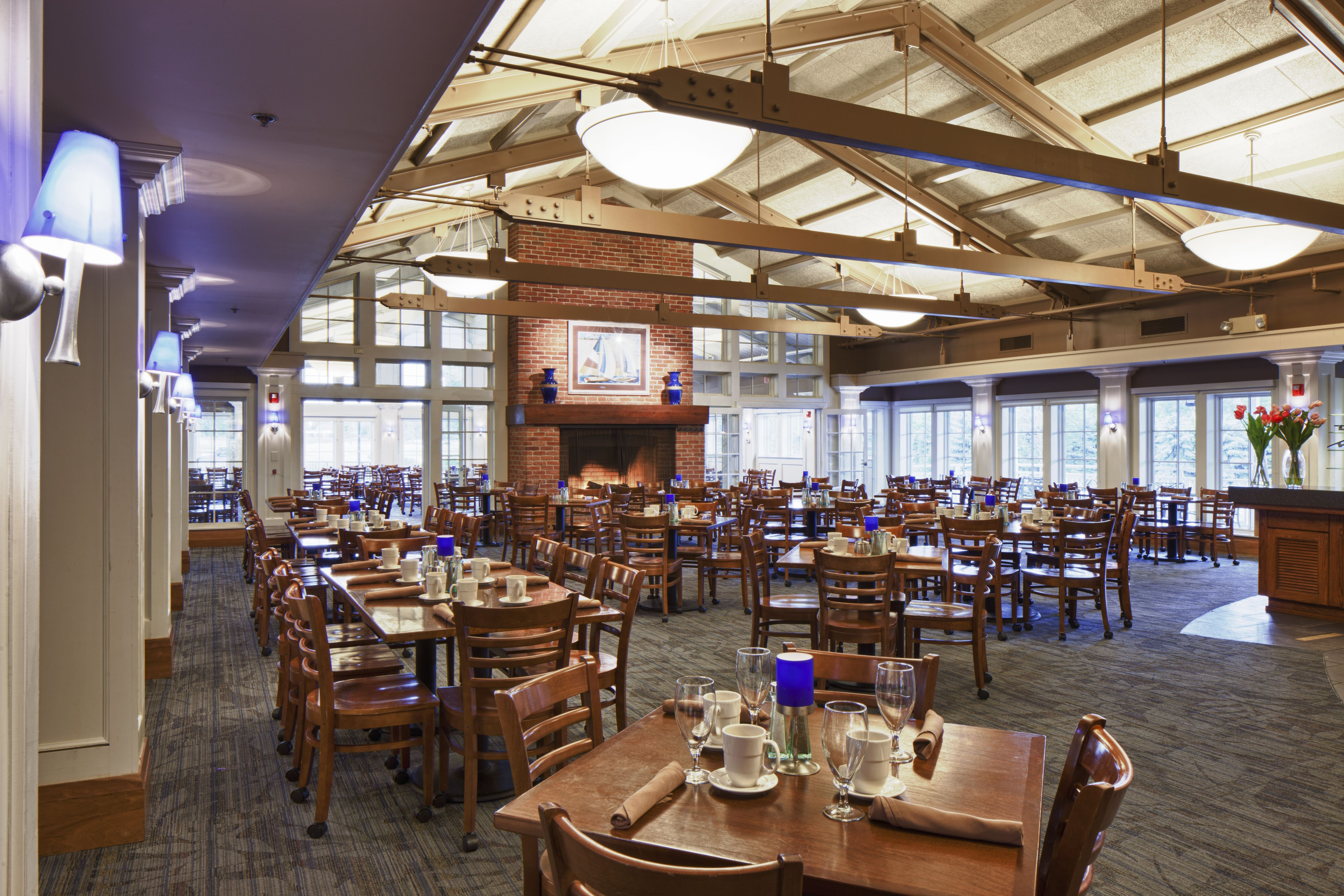 Enjoy A Delicious Meal In Our Ohio Dining Room