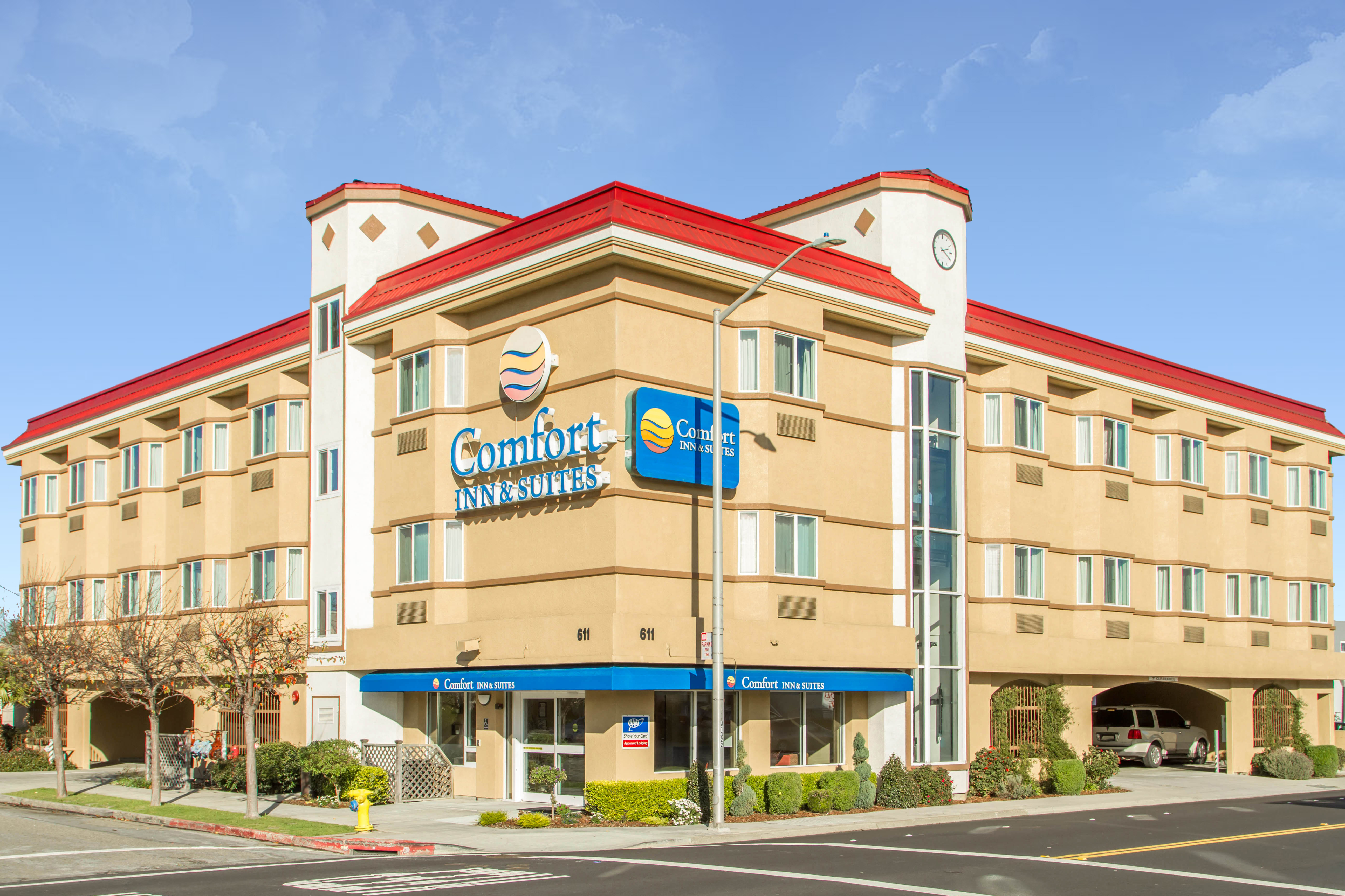 Welcome To Our Hotel In San Bruno California