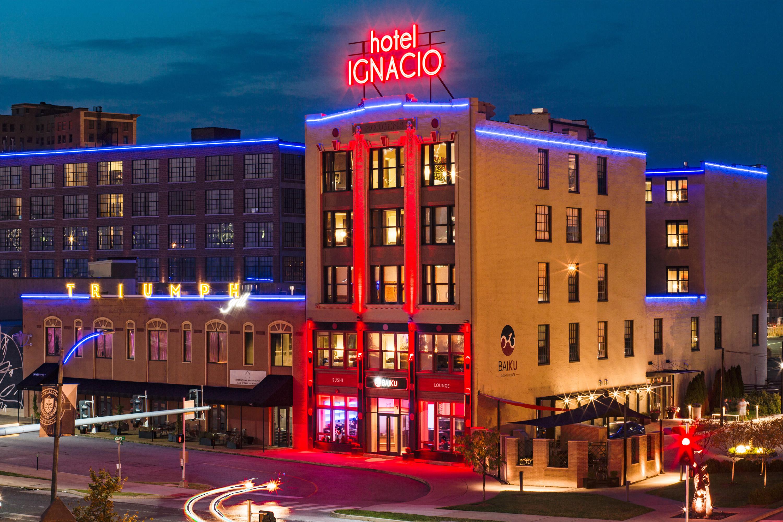 Boutique Hotel Downtown St Louis