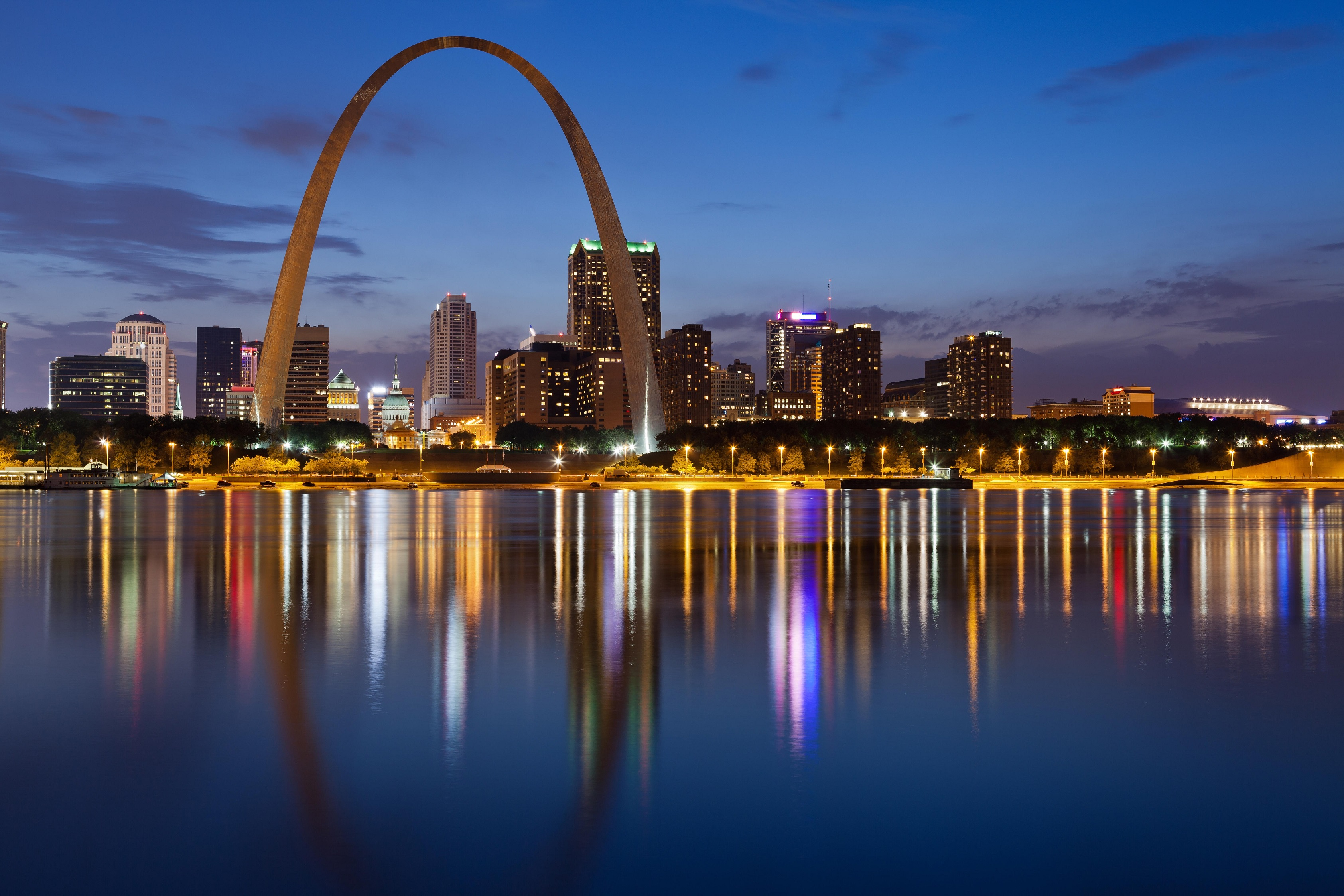 Things To Do In St Louis Missouri Hotel Ignacio