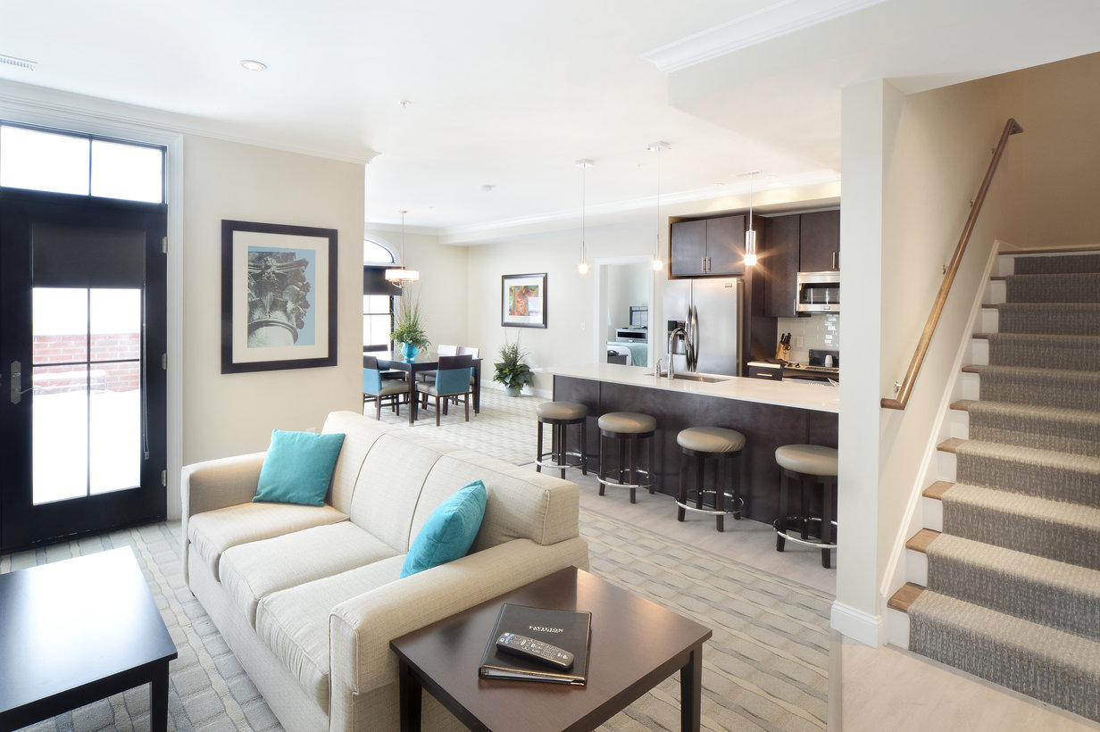 Penthouse Suites Saratoga Springs NY | Pavilion Grand Hotel