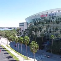 Amalie Arena, Tampa Dji Phantom Vision Plus P V