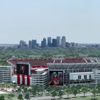 Raymond James Stadium Fly Through