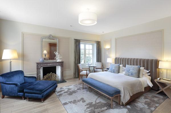 Ch teau la chenevi re luxury hotel in normandy france slh - King hotel port en bessin ...