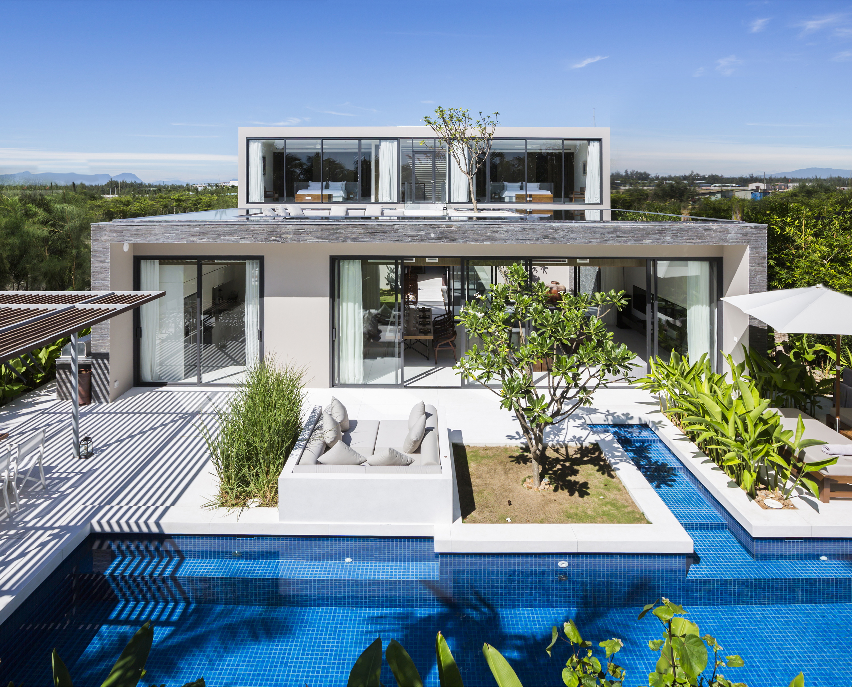 Outdoor Living Space Plans Naman Retreat Luxury Hotel In Da Nang Vietnam Slh